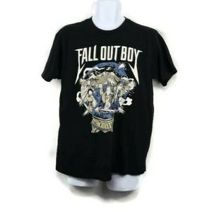 Fall Out Boy Wintour 2016 Concert T-shirt